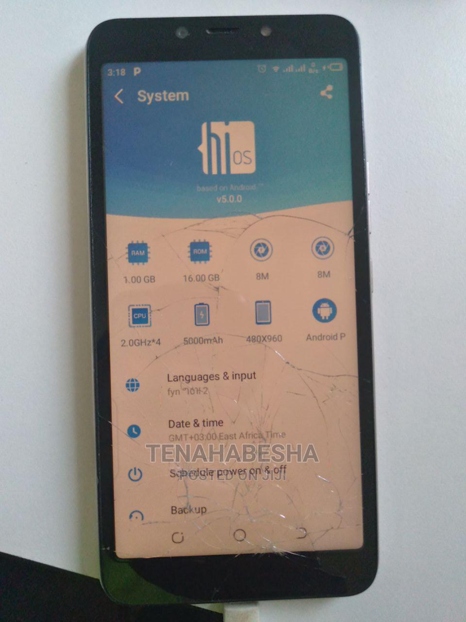 Tecno Pouvoir 3 Air 16 GB   Mobile Phones for sale in Kolfe Keranio, Addis Ababa, Ethiopia