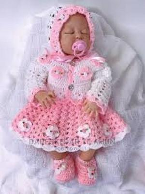 Crochet Set Clothes Gift Package | Children's Clothing for sale in Addis Ababa, Bole