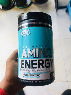 Optimum Nutrition Amino Energy   Vitamins & Supplements for sale in Addis Ababa, Arada