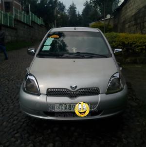 Toyota Vitz 2000 Silver | Cars for sale in Addis Ababa, Addis Ketema