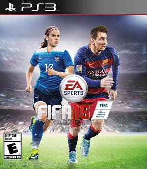 FIFA 16 Ps3 | Video Games for sale in Addis Ababa, Arada