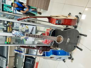 Box and Electric Guitar   Musical Instruments & Gear for sale in Addis Ababa, Bole