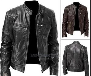 Genune Leather Jackets for Men 100%Real Leather Product | Clothing for sale in Addis Ababa, Bole