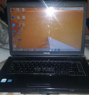Laptop Toshiba 4GB Intel Core I3 HDD 250GB | Laptops & Computers for sale in Addis Ababa, Bole