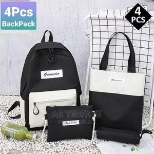 4pcs Backpack | Bags for sale in Addis Ababa, Lideta