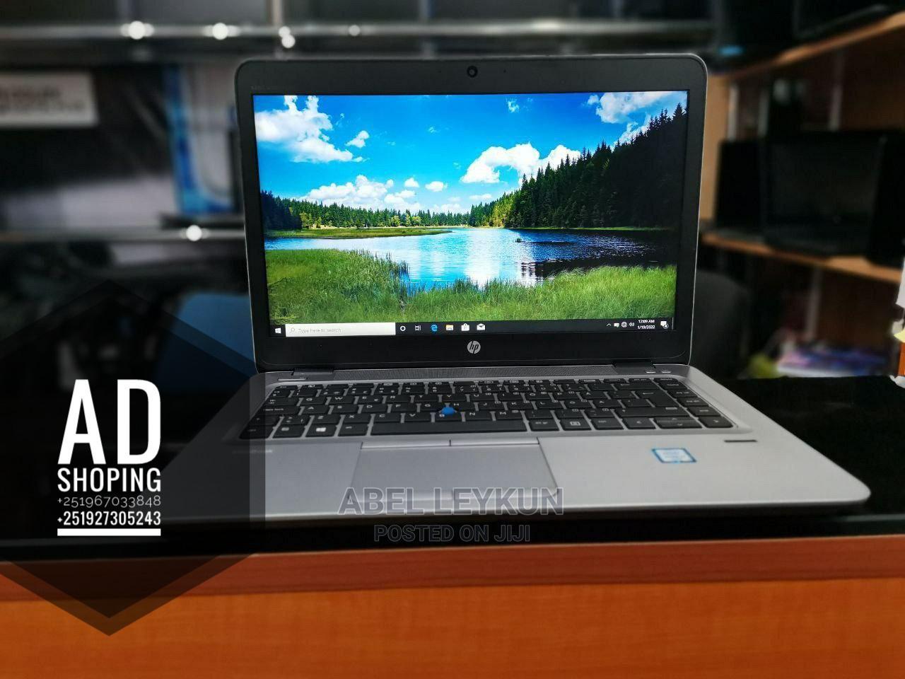 New Laptop HP EliteBook 840 G3 8GB Intel Core I5 HDD 1T   Laptops & Computers for sale in Kolfe Keranio, Addis Ababa, Ethiopia