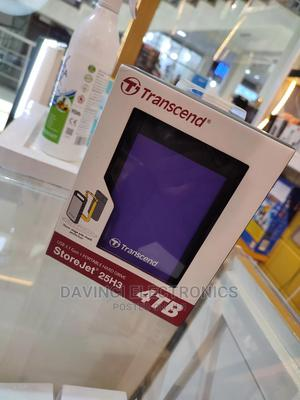 Transcend 4TB External Hard Drive | Computer Hardware for sale in Addis Ababa, Bole