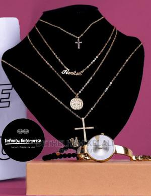 Neckless and Watch | Watches for sale in Addis Ababa, Bole