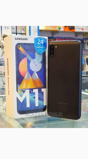 New Samsung Galaxy M11 64 GB Black | Mobile Phones for sale in Addis Ababa, Bole