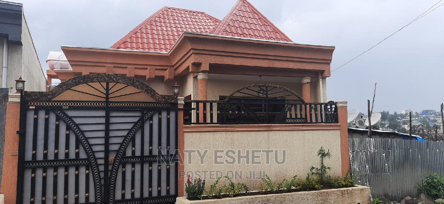 Furnished 3bdrm Villa in Tabot Maderia, Bole for Sale