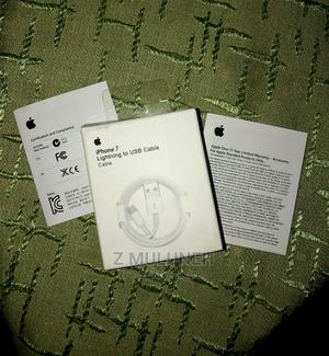 Original iPhone Charger Cable[American Standard] | Accessories & Supplies for Electronics for sale in Addis Ababa, Addis Ketema