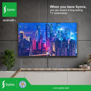 """Syinix 50"""" Android TV   TV & DVD Equipment for sale in Addis Ababa, Yeka"""