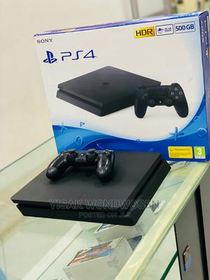 SONY Ps4 (Slim) | Video Games for sale in Addis Ababa, Bole