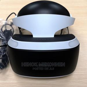 Original SONY Ps VR .Full Set Virtual Reality   Video Game Consoles for sale in Addis Ababa, Bole