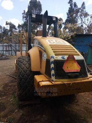 Caterpillar Road Roller | Heavy Equipment for sale in Addis Ababa, Akaky Kaliti