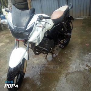 TVS Apache 180 RTR 2013 White | Motorcycles & Scooters for sale in Addis Ababa, Nifas Silk-Lafto