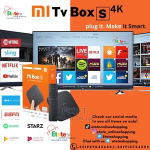 Mi Tv Box 4k   TV & DVD Equipment for sale in Addis Ababa, Kirkos