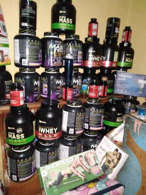 Series Mass Protein   Vitamins & Supplements for sale in Addis Ababa, Kolfe Keranio