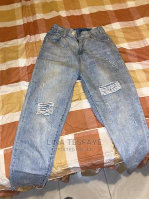 Boyfriend Jeans for Girls | Clothing for sale in Addis Ababa, Kirkos