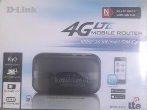 4G D-Link Router   Networking Products for sale in Addis Ababa, Yeka