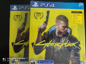 Cyber Punk 2077 Playstation 4 (Ps4/Ps5 ) Game CD | Video Games for sale in Addis Ababa, Bole