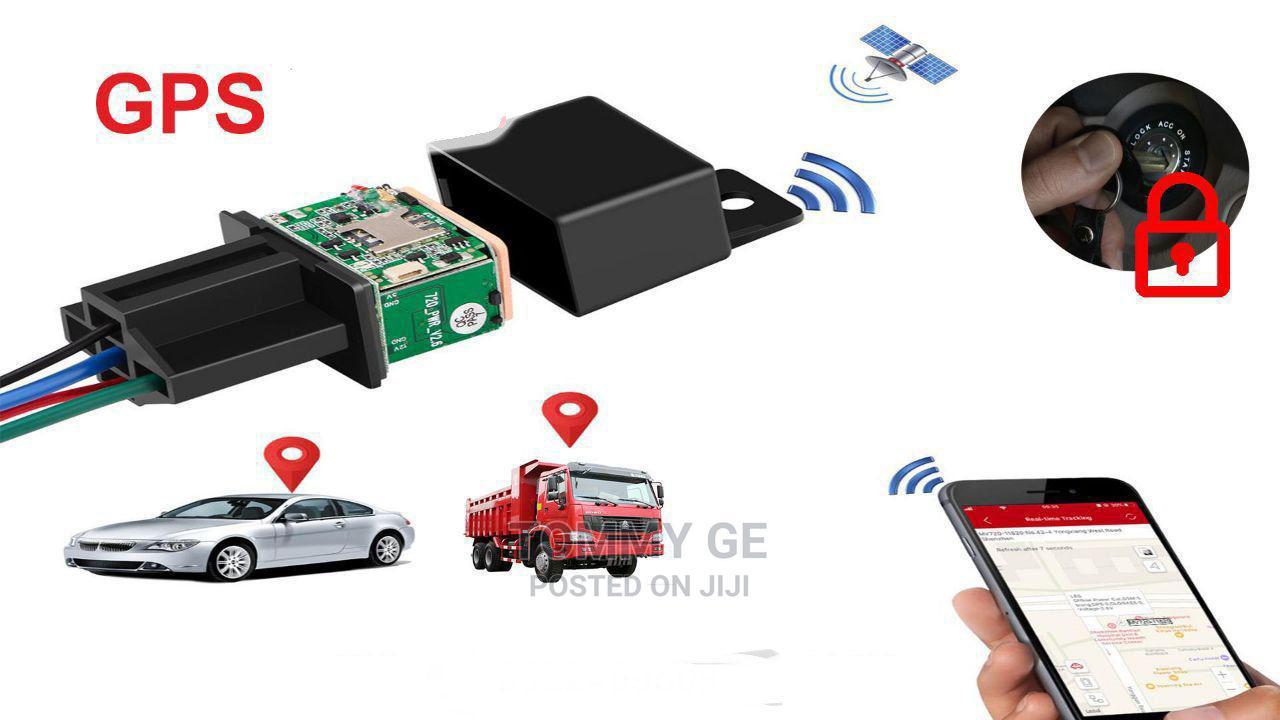 መኪና መቆጣጠርያ GPS TRACKERS ለመኪና ወይም ለሞተር መቆጣጠርያ በስልኮ ከየትም