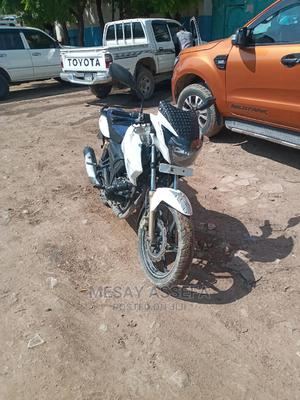 TVS Apache 180 RTR 2017 White | Motorcycles & Scooters for sale in Oromia Region, East Hararghe
