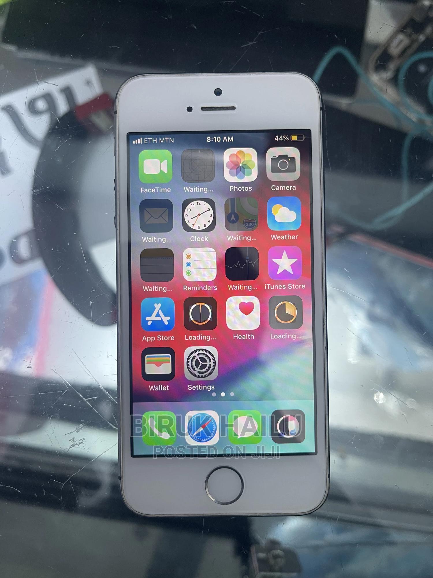 Archive: Apple iPhone 5s 16 GB Black