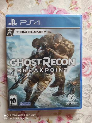 Ghost Recon Breakpoint Playstation 4 (Ps4 Game)   Video Games for sale in Addis Ababa, Bole
