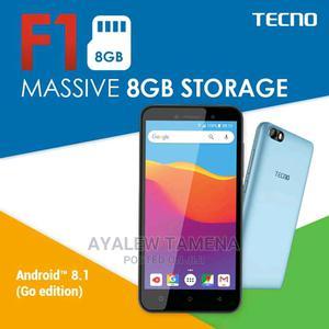 Tecno F1 8 GB Gray | Mobile Phones for sale in Oromia Region, Bale