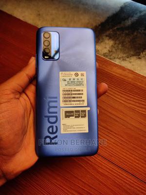 New Xiaomi Redmi Note 9 128 GB Blue   Mobile Phones for sale in Addis Ababa, Bole