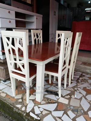 New 6 Chairs Dining Table | Furniture for sale in Addis Ababa, Yeka