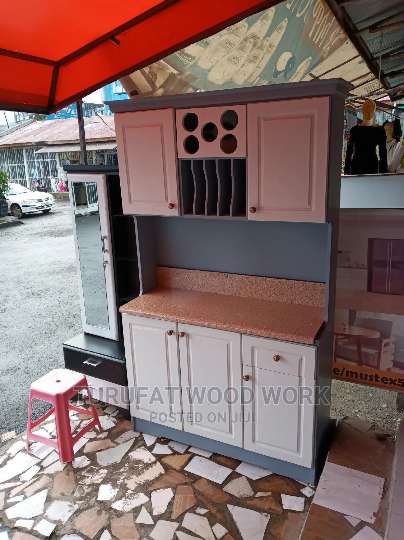 New 1.20cm Kitchen Cabinet