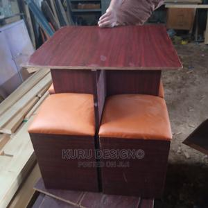 Cafe Chair and Table Set | Furniture for sale in Addis Ababa, Nifas Silk-Lafto