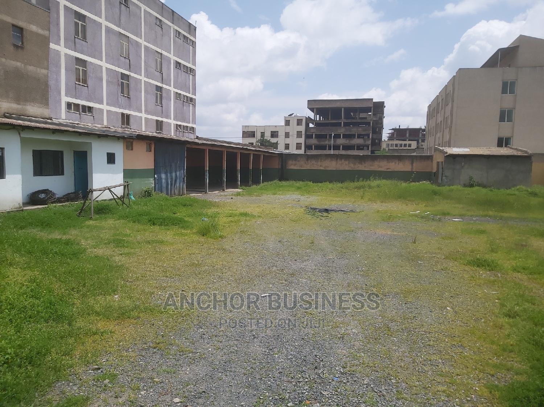 2000m2 Land Around Gerji   Land & Plots For Sale for sale in Bole, Addis Ababa, Ethiopia