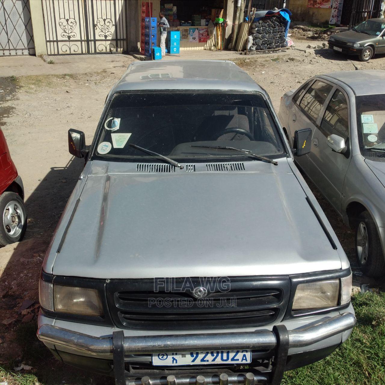 Mazda B-Series 1995 Gray