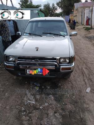 Toyota Hilux 1992 Off White   Cars for sale in Dire Dawa, Dire Dawa city