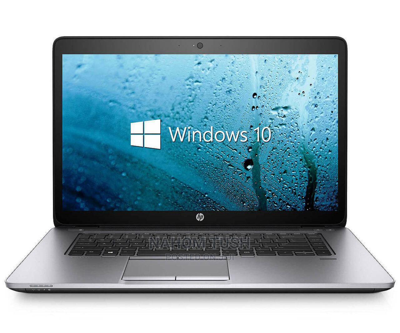 Archive: Laptop HP EliteBook 850 G1 8GB Intel Core I5 HDD 1T