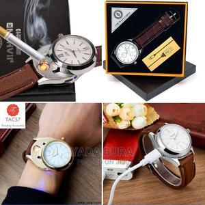 ላይተር ያለው ሰአት | Watches for sale in Addis Ababa, Bole