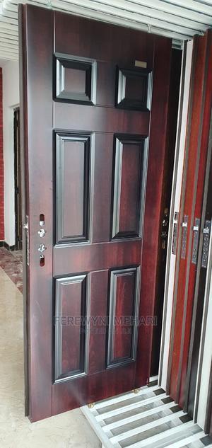 እጅግ ዘመናዊ የብረት በሮች | Doors for sale in Addis Ababa, Nifas Silk-Lafto