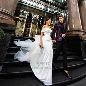 Beautiful Mermaid Wedding Dress | Wedding Wear & Accessories for sale in Addis Ababa, Gullele