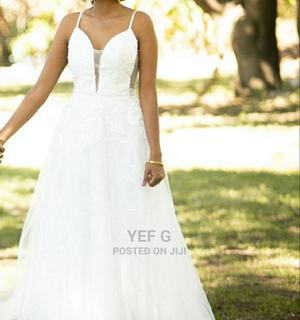 A-Line Wedding Dress | Wedding Wear & Accessories for sale in Addis Ababa, Gullele