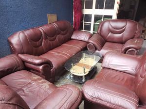 Leather Sofa | Furniture for sale in Addis Ababa, Bole