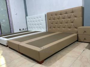 Leather Beds | Furniture for sale in Addis Ababa, Kolfe Keranio