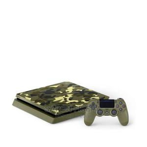 Ps 4 Slim 1tera Limited Edition   Video Game Consoles for sale in Addis Ababa, Bole