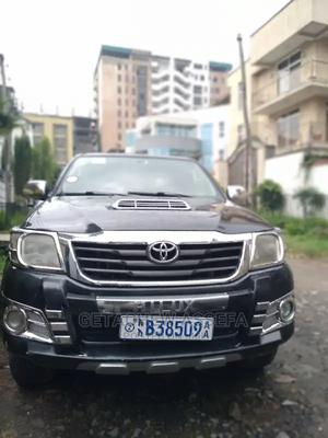 Toyota Hilux 2013 WORKMATE Black   Cars for sale in Addis Ababa, Bole