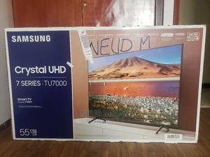 "Samsung Smart LED Crystal UHD 4K 55"" TV | TV & DVD Equipment for sale in Addis Ababa, Bole"