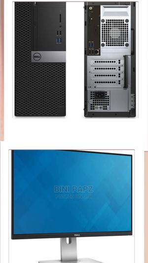 Desktop Computer Dell OptiPlex 3060 4GB Intel Core I5 HDD 500GB | Laptops & Computers for sale in Addis Ababa, Arada