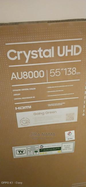55 Inch Samsung Crystal UHD TV ,Series 8 | TV & DVD Equipment for sale in Addis Ababa, Bole