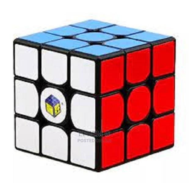 3x3 Magic Cube Puzzle | Books & Games for sale in Arada, Addis Ababa, Ethiopia
